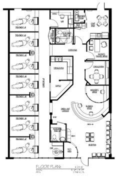 physical layout of salon pinterest the world s catalog of ideas