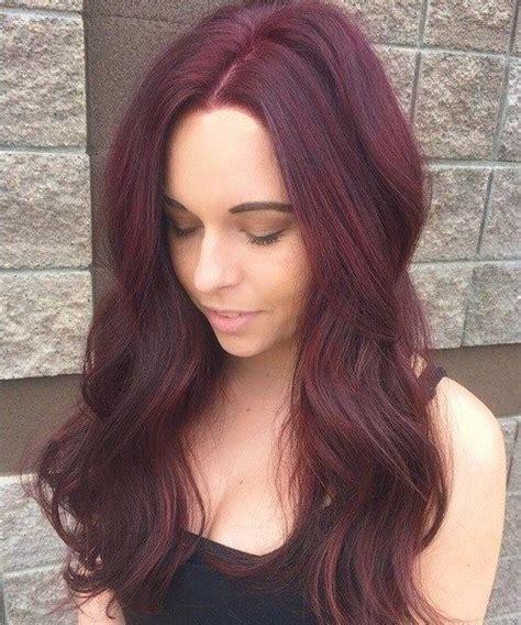 light burgundy brown hair color best 25 light burgundy hair ideas on maroon