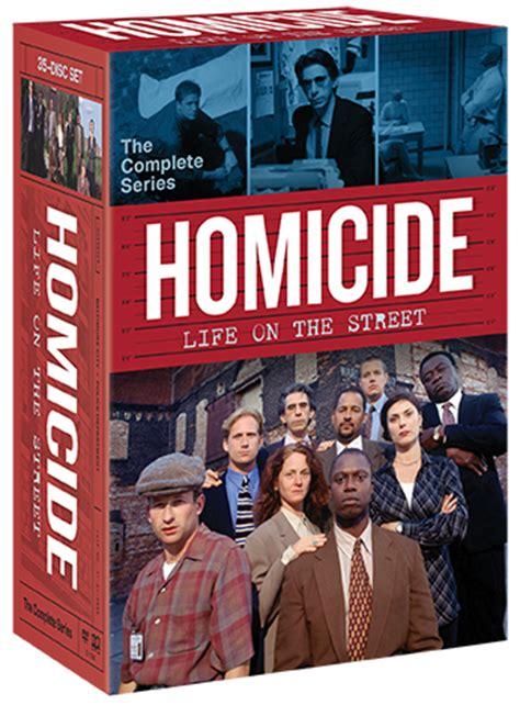 filme schauen homicide life on the street homicide life on the street the complete series dvd