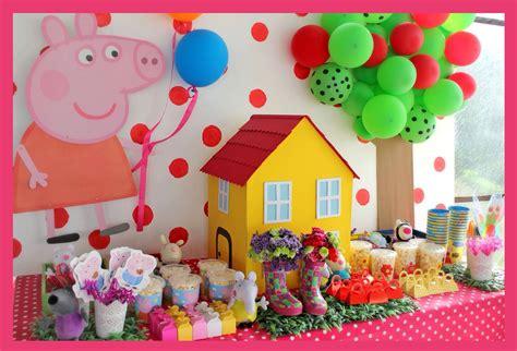 fiesta de cumplea 241 os peppa pig 63 tips s 250 per divertidos peppa pig decoraciones de fiesta y