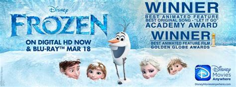 film frozen oscar frozen wins two academy awards