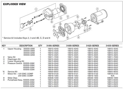 diagram diagram 44000f d jabsco water engine parts and