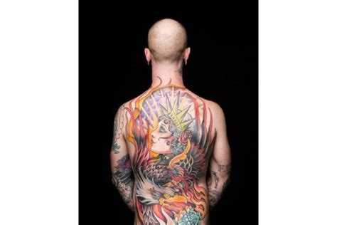 tattoo parlors in nyc upper east side live tattooing featured in exhibit tracing 300 years of