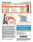 sle ticketmaster ticket