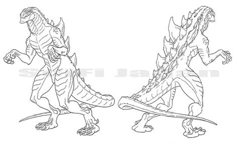 godzilla 1998 coloring pages free coloring pages of zilla