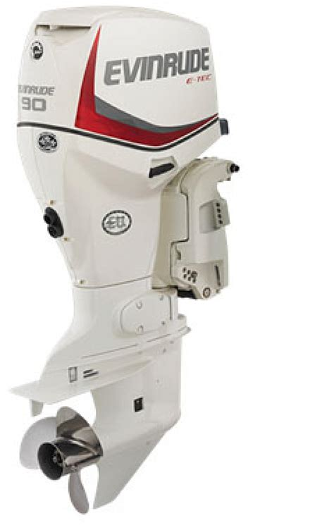 boat manufacturers that use evinrude evinrude e tec 90hp direct injection outboard