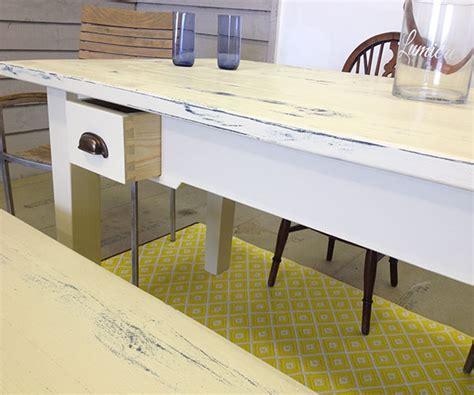 milk linen design table in linen milk paint general finishes design center