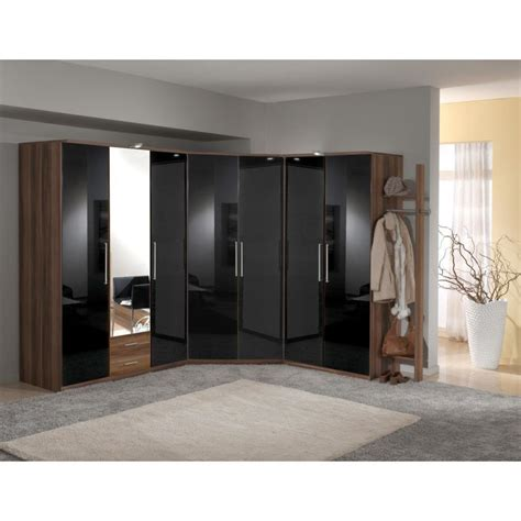 Qmax German Bedroom Furniture Grande Range Black Walnut Black Walnut Bedroom Furniture