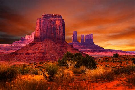 Home Decor Blogs Usa by Monument Valley Sunset Photograph By Harry Spitz