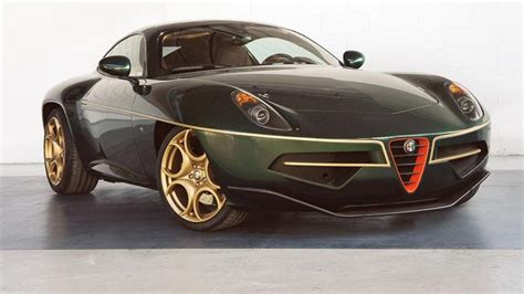 alfa romeo disco volante price alfa romeo disco volante returns to geneva this time in