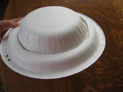 Paper Craft Hats - almost unschoolers paper plate millinery easter bonnets