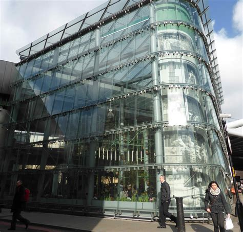 london glass building bye bye borough lose weight and gain health