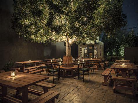 best outdoor patios best bars with outdoor patios in los angeles 171 cbs los angeles