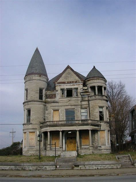 ouerbacker mansion abandoned pinterest