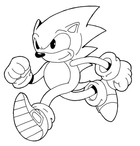 hedgehog coloring pages sonic the hedgehog coloring pages 360coloringpages