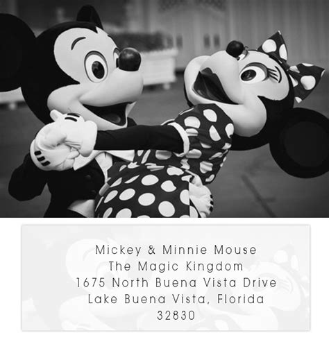 wedding invitation to mickey mouse keepsake mailing your wedding invitations to the