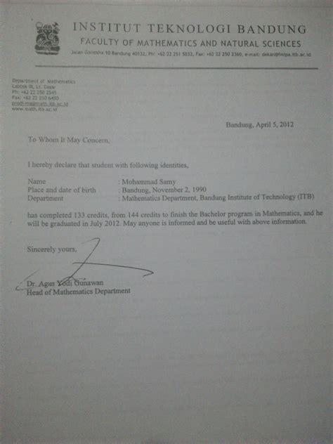Motivation Letter Lpdp contoh application letter untuk beasiswa