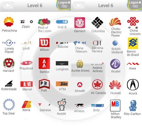 Desk L Logo Quiz Logo Quiz L 246 Sungen Level 6 Giga