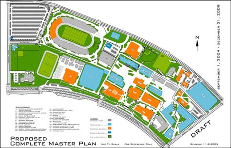 elac map elac proposed master plan map