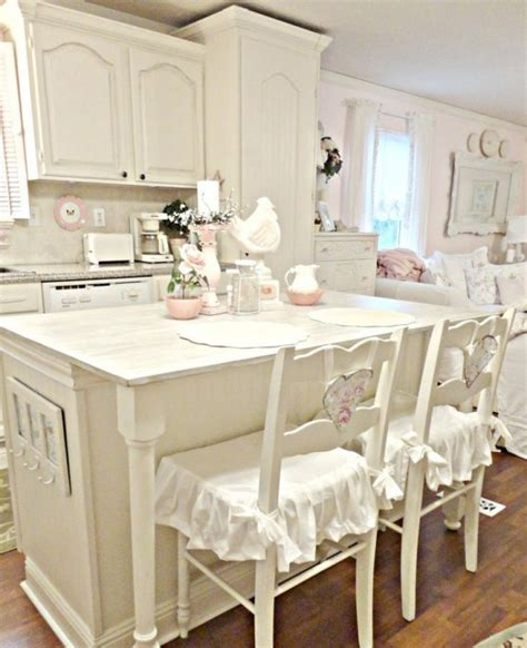 shabby chic kitchen furniture 25 charming shabby chic style kitchen designs godfather