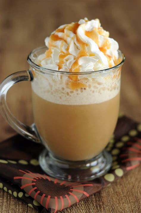 Addictive Tendencies & Menu Planning Monday (Recipe: Caramel Frappe f