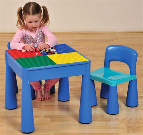 lego duplo table with chairs lego table and chairs colour design the creative