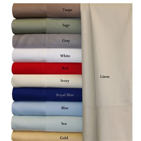 soft sheets super soft bamboo sheet set by royal tradition free shipping