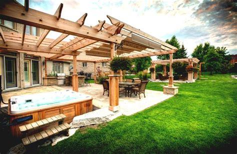 backyards  amazing landscaping