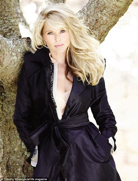 christie dutton hair style christie dutton hair style christie brinkley photos