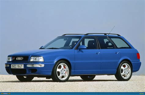 AUSmotive.com » What?s it really like to drive an Audi RS2?