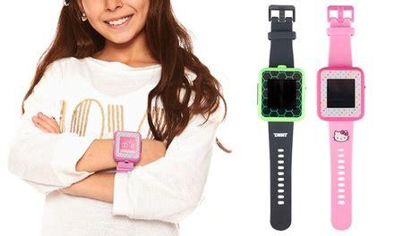 Setrika Hellokitty Smart Iron smartwatch groupon goods