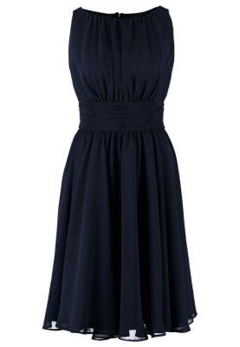festliches kleid blau