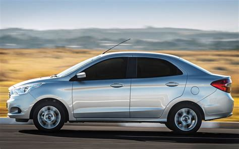 2018 ford sedan novo ford ka 2018 sedan pre 231 o consumo ficha t 233 cnica