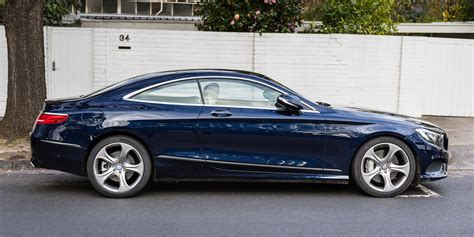 mercedes s500 coupe 2015 mercedes s500 coupe review caradvice