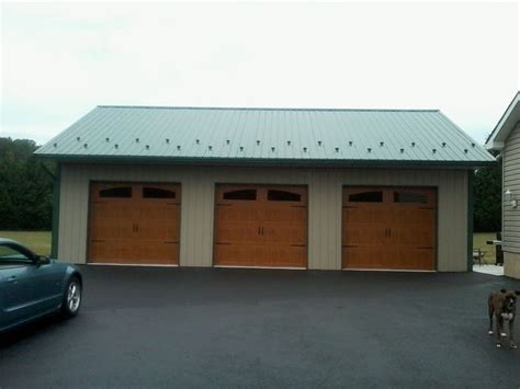 Pole Barn Garage Doors 10 Best Images About Barns On Pole Barn Prices Pole Barn Builders And Post And Beam