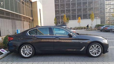 Bmw 530d by Real Photos 2017 Bmw 530d Sedan