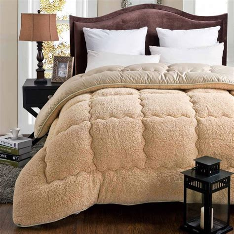 3d comforter set australia imports 100 thicken lambs wool quilt cover