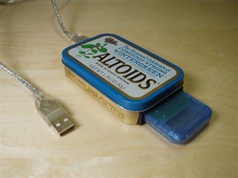 Card Reader Memory Ps2 psx card reader scanlime