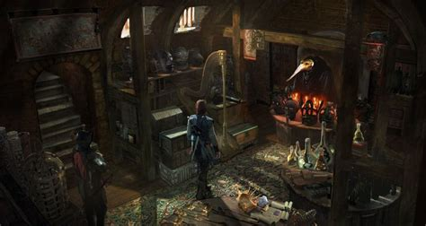black magic doll witcher 3 the enchanted trinkets shop by rhysgriffiths on deviantart