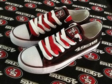shoes san francisco san francisco 49ers womans tennis shoes