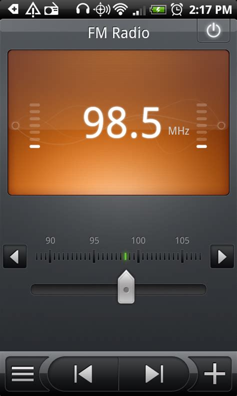 fm radio app for android an iphone wish list looks more like an android feature list zdnet