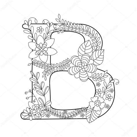 Livre De Coloriage Lettre B Pour Vecteur Adultes Image Coloriage Lettre F A Imprimer Dessin Lettre F A Colorier F Est La L