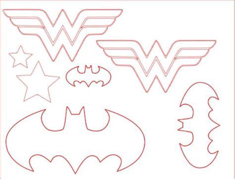 superhero outline printable diy super hero shield