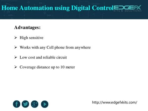 home automation using digital
