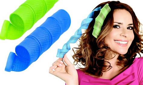 Hair Curlers For Hair by Hair Waver Curlers Groupon Goods