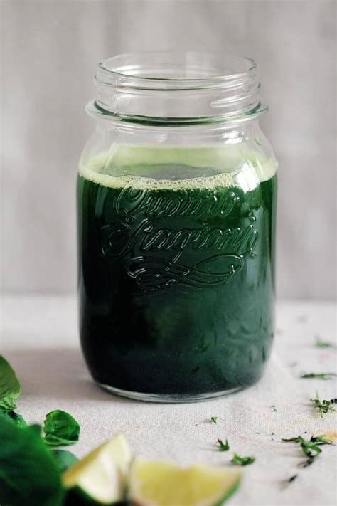 Detox Green Juice by 5 Tips That Will Keep You Fit And Healthy The