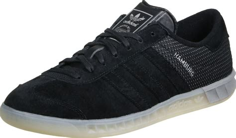 adidas hamburg black adidas hamburg tech shoes black