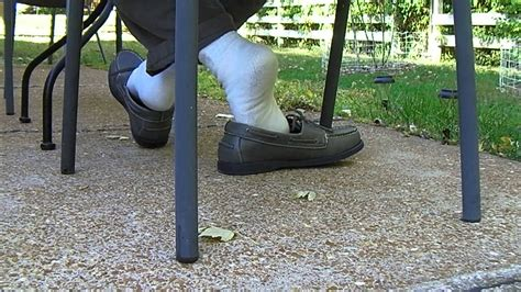 nice boat shoes white socks with gray boat shoes a nice combo youtube
