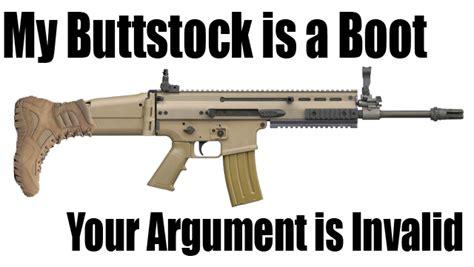 boat r arguments boot gun your argument is invalid know your meme