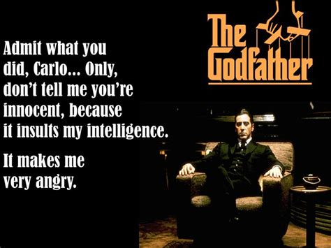 godfather quotes godfather birthday quotes quotesgram